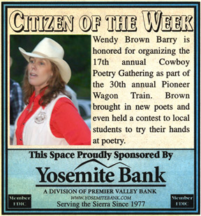 Wendy Citizen of the Week